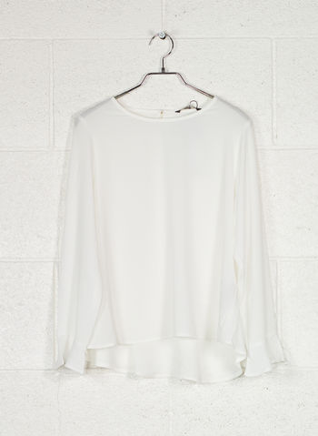 BLUSA ROUGE POLSO CREPES, CLOUD, small