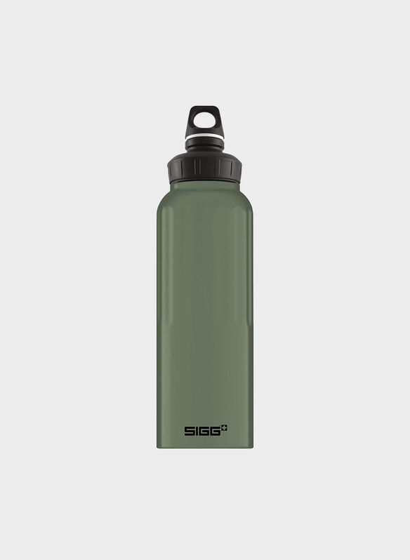 BOTTLES ALLUMINIUM TOUCH 1.5LT, LEAF GREEN, medium