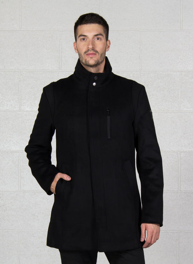 CAPPOTTO PANNO, JBLK BLK, large