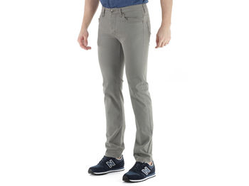 PANTALONE POWELL LOW SLIM , GO85GREY, small