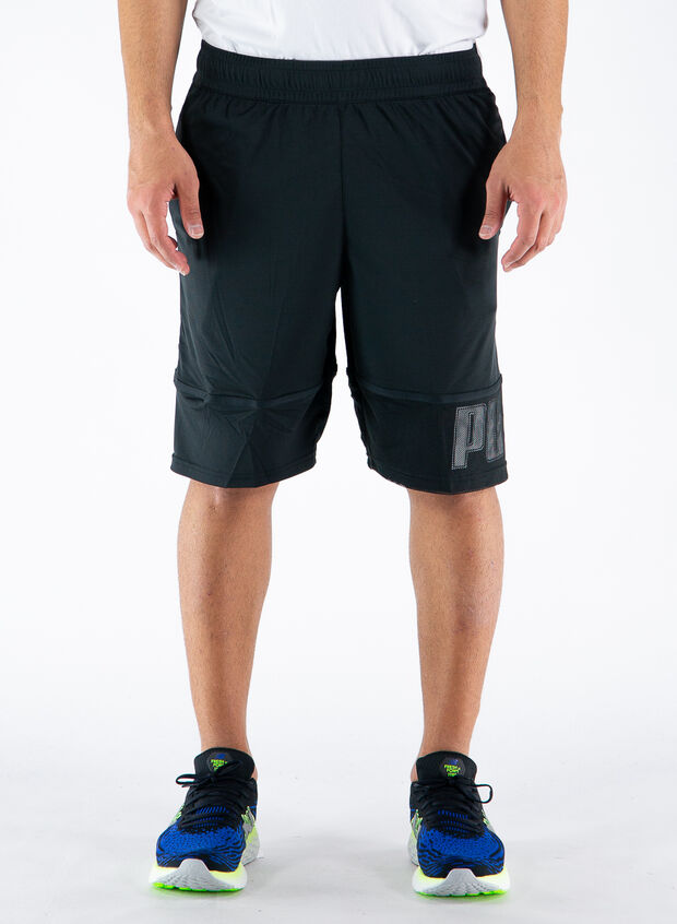 SHORTS TRAINING SESSION KNITTED, 01BLK, large