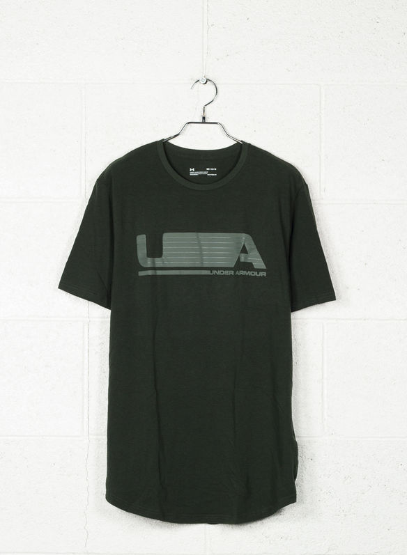 T-SHIRT VERSA, 357DARKGREEN, medium