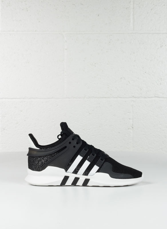 SCARPE EQT SUPPORT ADV, BLKWHT, medium