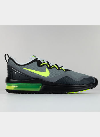 SCARPA AIR MAX FURY, 007GREYBLKLIME, small