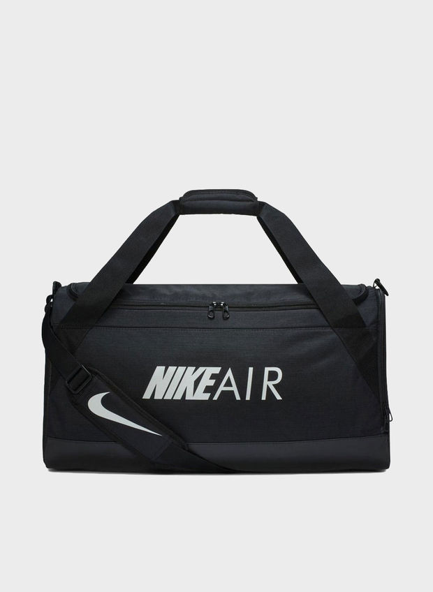 BORSA BRASILIA MEDIUM AIR, 010BLK, large