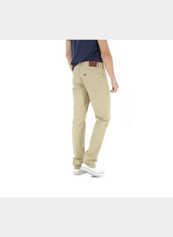PANTALONE 5 TASCHE BROOKLIN STRAIGHT , JR59SAND, small