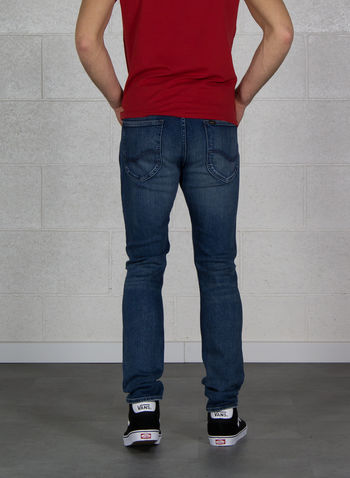 JEANS LUKE SKINNY SCURO, KIZF BLUEFUL, small