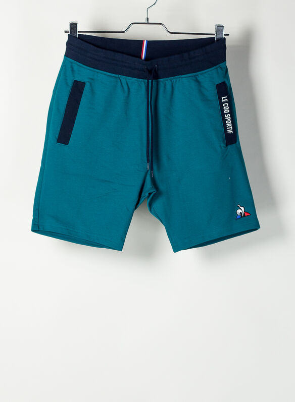 SHORTS SAISON, GREEN, medium