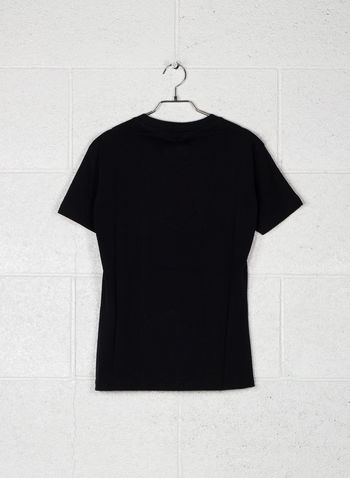 T-SHIRT STRASS NEW BIG LOGO, NERO, small