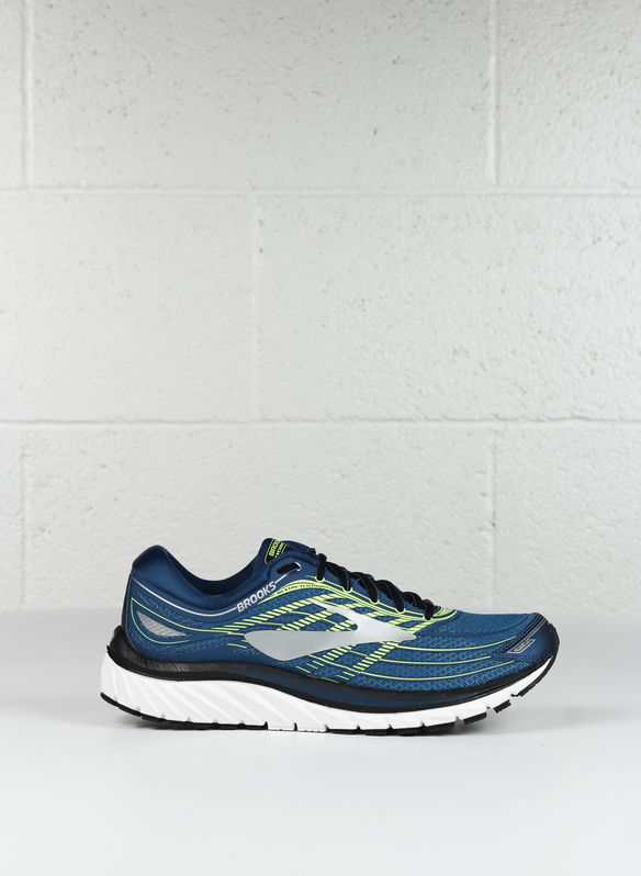 SCARPA GLYCERIN 15, BLUELIME, medium