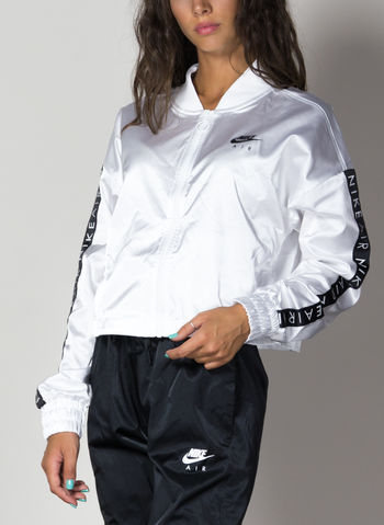 TRACK JACKET AIR, 100WHT, small
