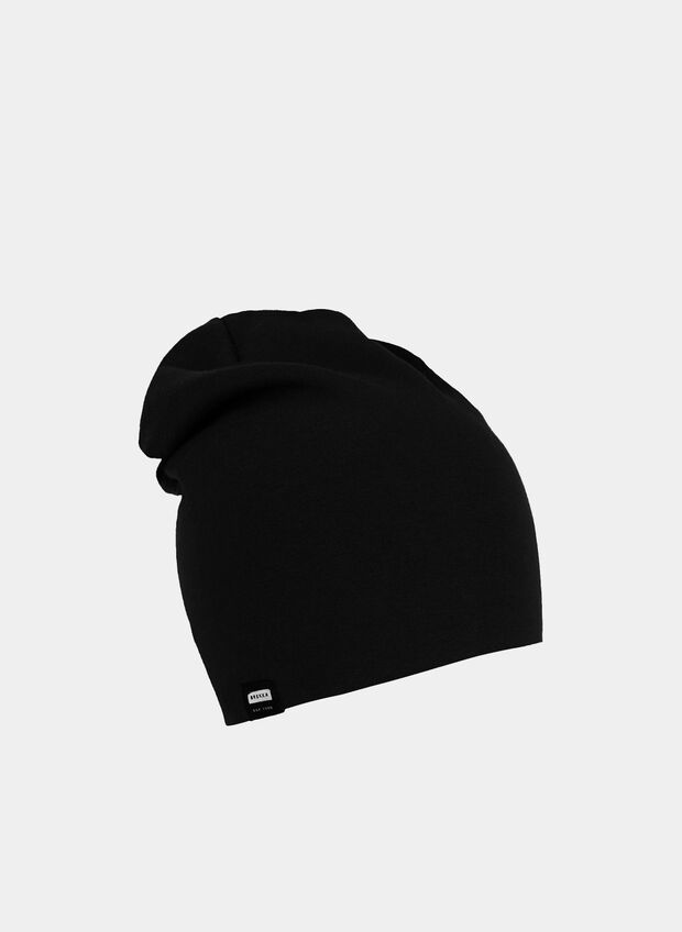 CAPPELLO JERSEY, BLK, large