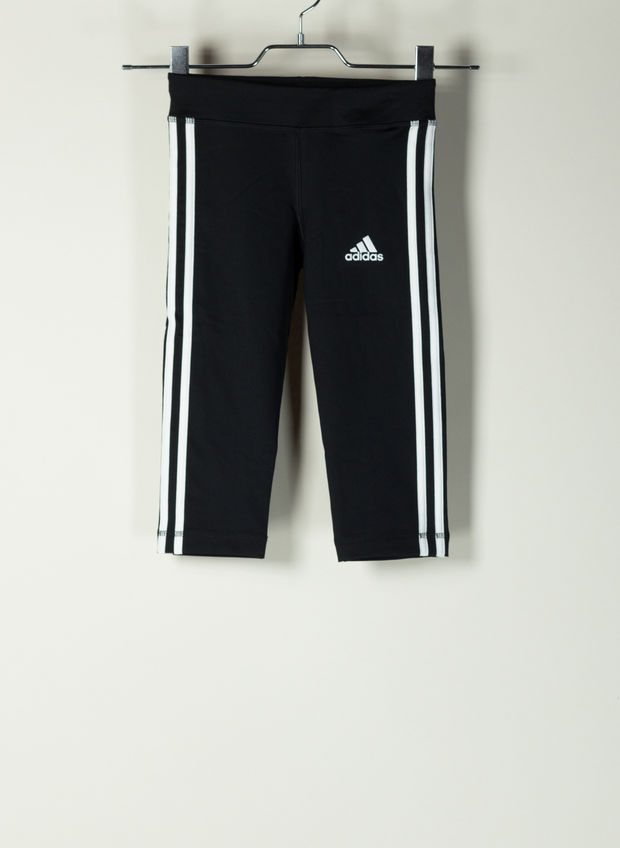 TIGHT 3/4 EQUIPMENT 3-STRIPES, BLKWHT, large