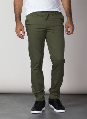 PANTALONE MARCO, OLIVE, small