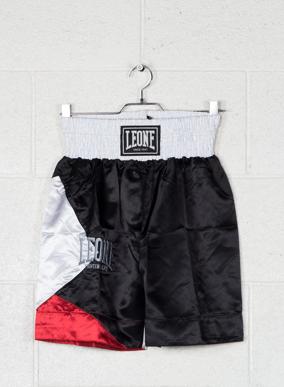 PANTA BOXE FIGHTER LIFE, BLKWHTRED, medium