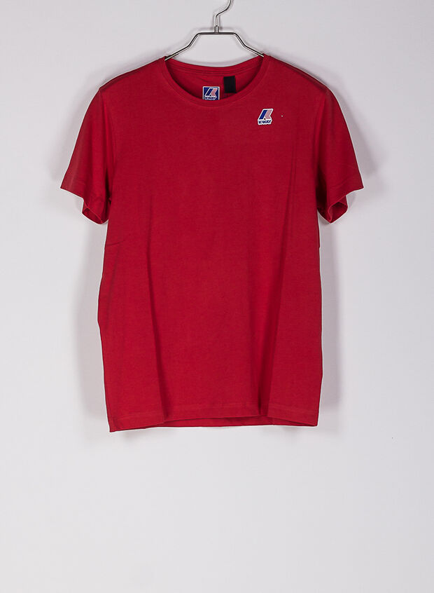T-SHIRT EDOUARD 3.0, K08RED, large