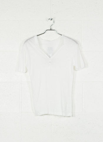 T-SHIRT CHESTER, 0101BIANCO, small