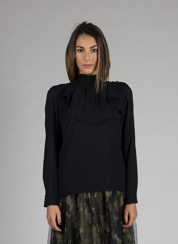 BLUSA ROUGE, BLK, small