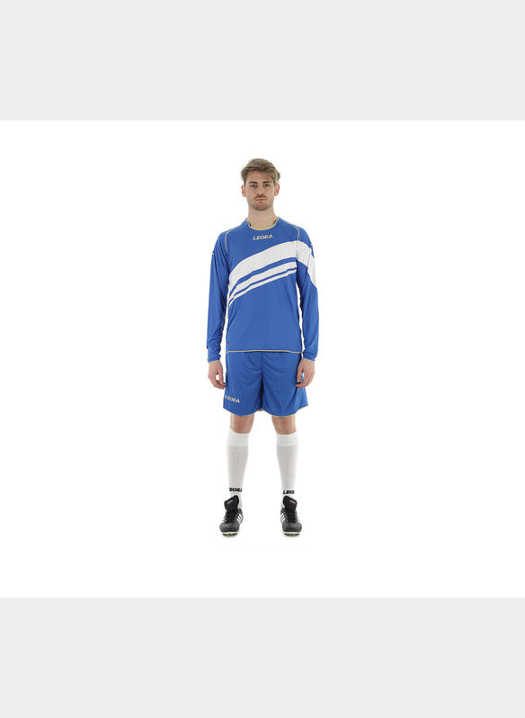 KIT TOLEDO CALCIO , 0203AZZWHT, medium