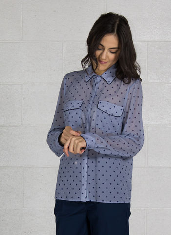 CAMICIA AGUSTIN, ACQUA, small