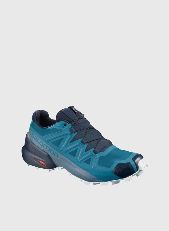 SCARPA SPEEDCROSS 5 TRAIL RUNNING, BLUE, medium