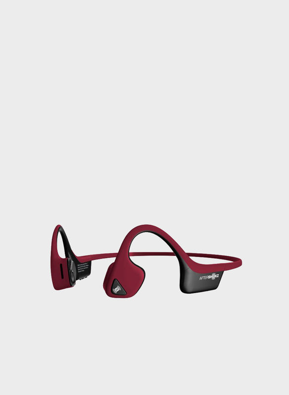 AURICOLARI TREKZ AIR BT CONDUZIONE OSSEA, CANYON RED, medium