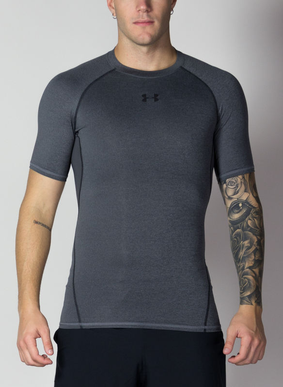 MAGLIA A MANICA CORTA UA HEATGEAR ARMOUR COMPRESSION, ANTR, medium