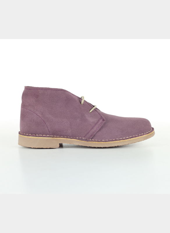 POLACCHINO SUEDE MID , ROSE278, medium