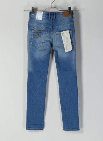 JEANS THEO NOOS 5T BUGGY RAGAZZO, MEDIUM BLU, small