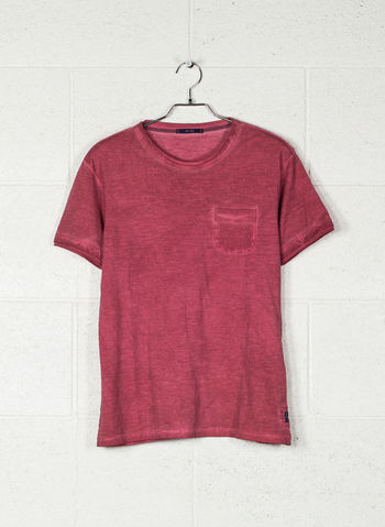 T-SHIRT DELAVE, 0505ROSSO, small