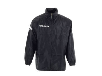 K-WAY RAIN JACKET ITALIA TORNADO, 0010BLK, small