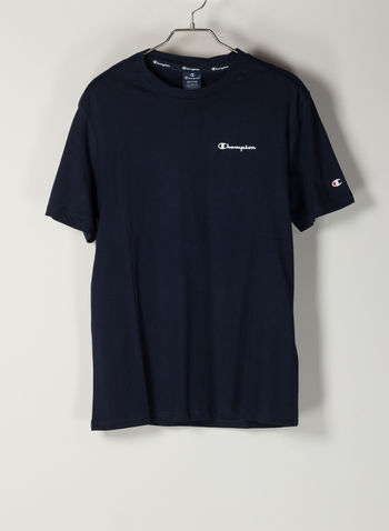 T-SHIRT CLASSIC MICRO LOGO, BS501NVY, small