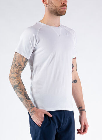 T-SHIRT EDWING, 001WHT, small