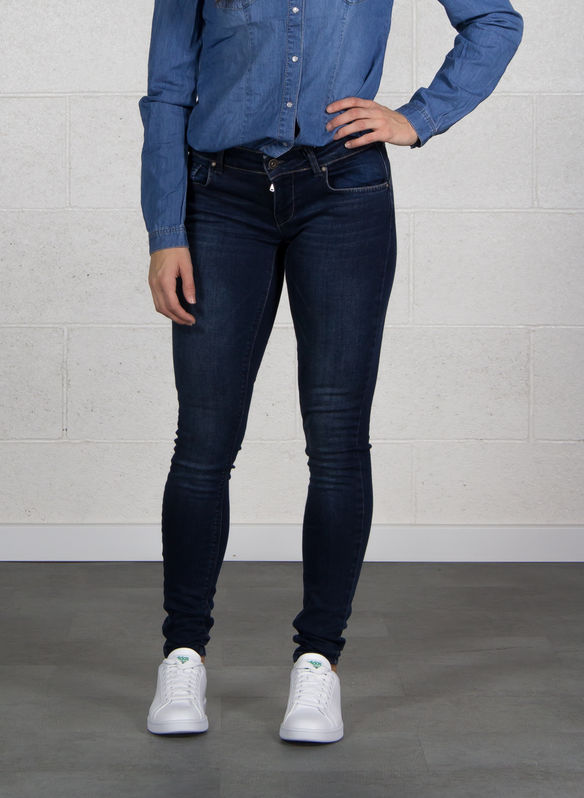 JEANS DYLAN, DARK BLUE, medium
