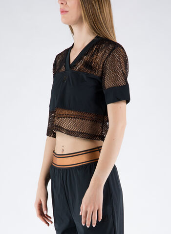 T-SHIRT CROPPED NIVEO, 002BLK, small