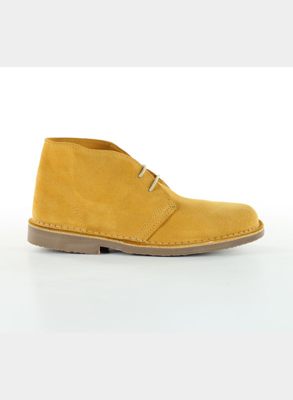 POLACCHINO SUEDE MID , OCRA, medium
