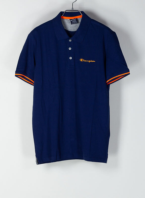 POLO PIQUET, BS508BLUE, medium