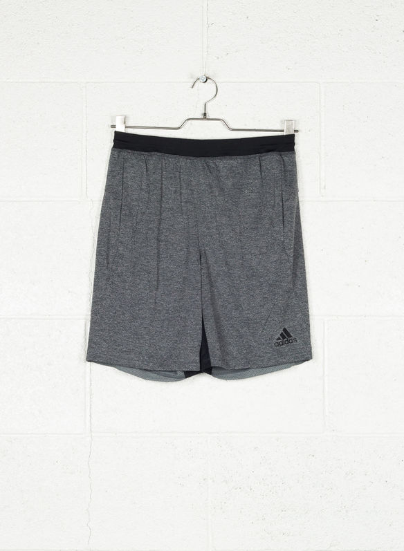SHORT 9INC TRAINING 4K, GREY, medium