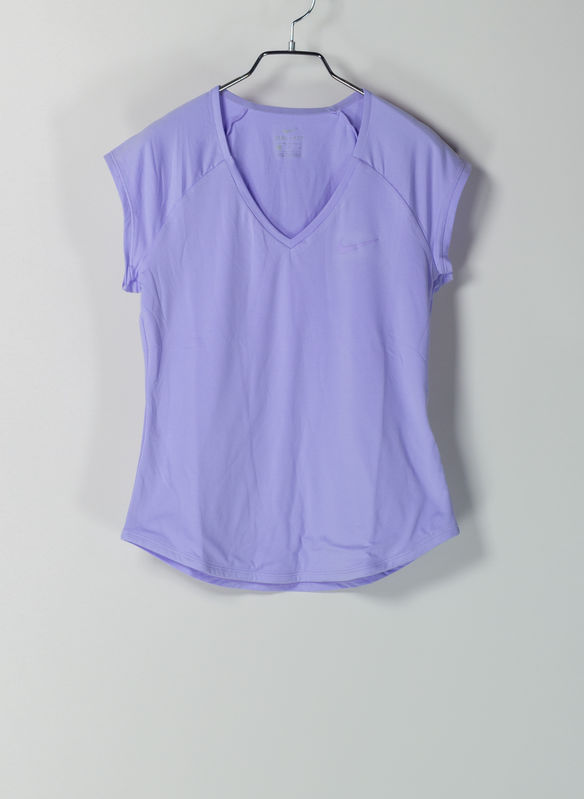 T-SHIRT COURT PURE, 552LILLA, medium