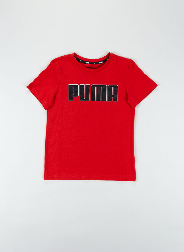T-SHIRT ALPHA RAGAZZO, 11RED, large