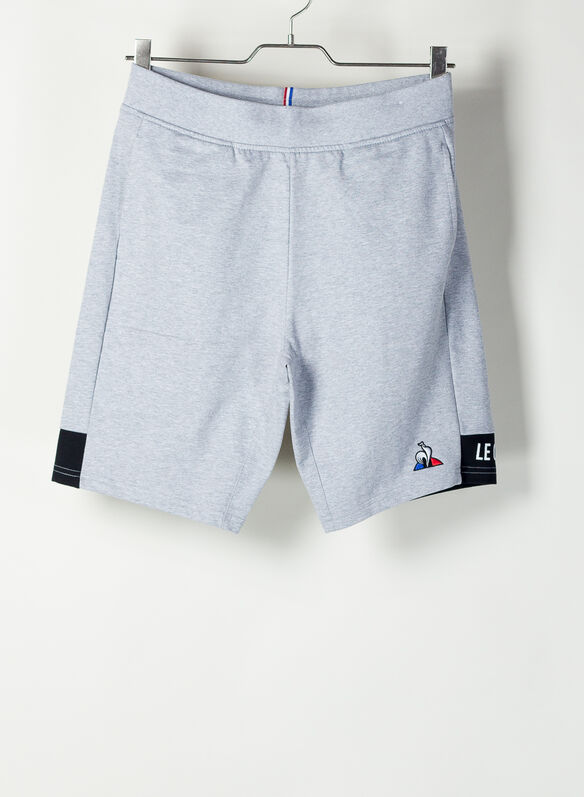 SHORTS ESSENTIELS, GREY, medium