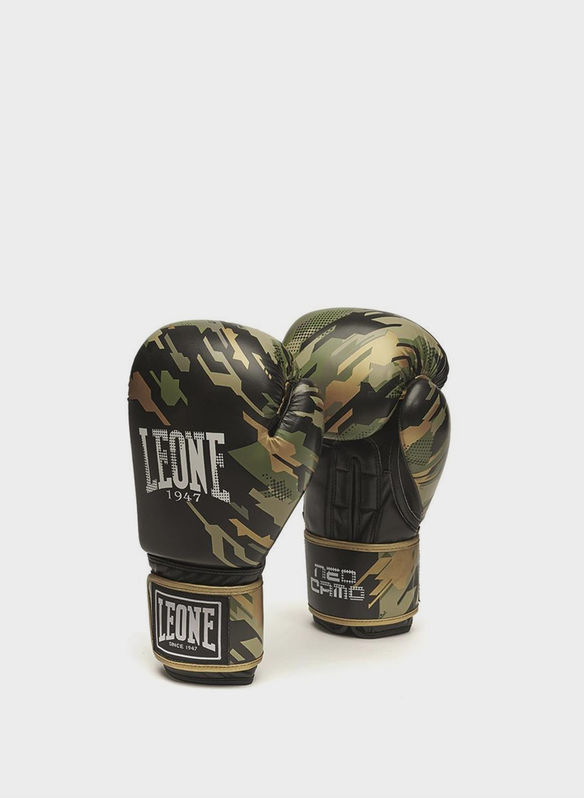 GUANTI BOXE NEO CAMO 6 OZ, GREEN CAMOU, medium