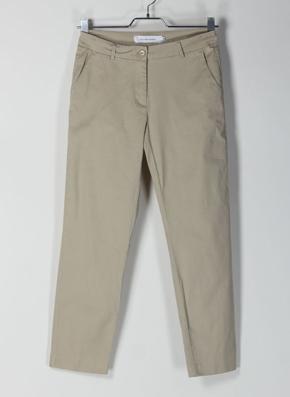 PANTALONE CHINO STRETCH, STONE, medium