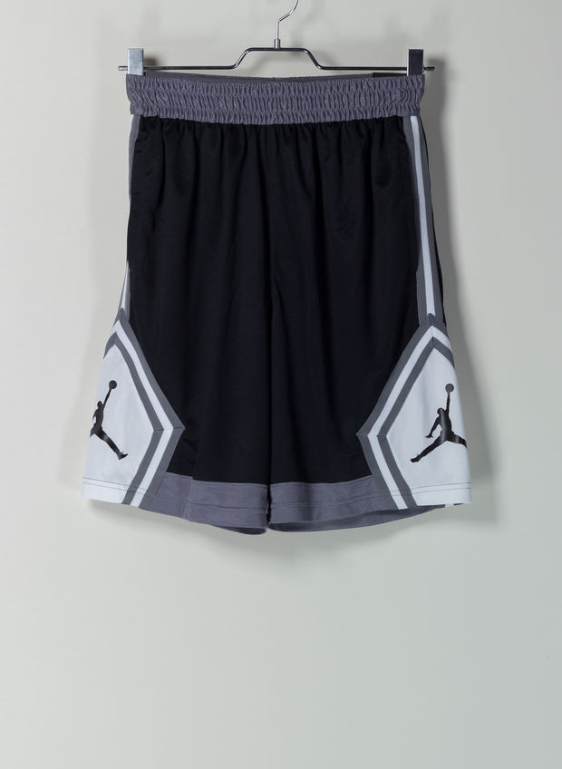 SHORT JORDAN JUMPMAN DIAMOND, 010BLK, large