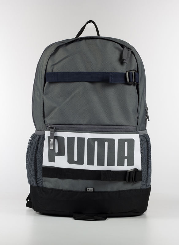 ZAINO PUMA DECK LOGO, 025GREYBLK, medium