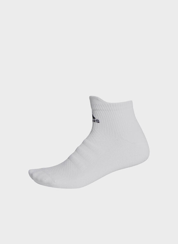 CALZINI ALPHASKIN, WHT, medium