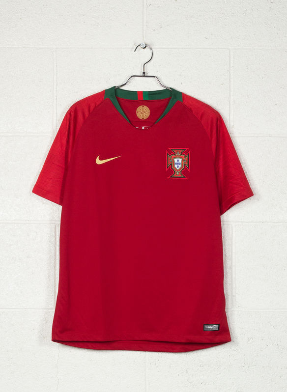 MAGLIA PORTUGAL STADIUM HOME 2018, 687BORDO, medium