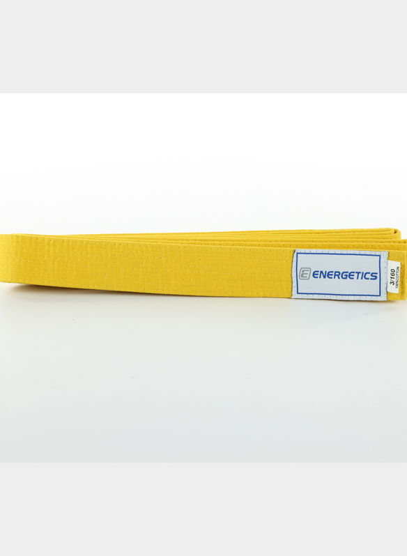 CINTURA JUDO/KARATE, YELLOW, medium