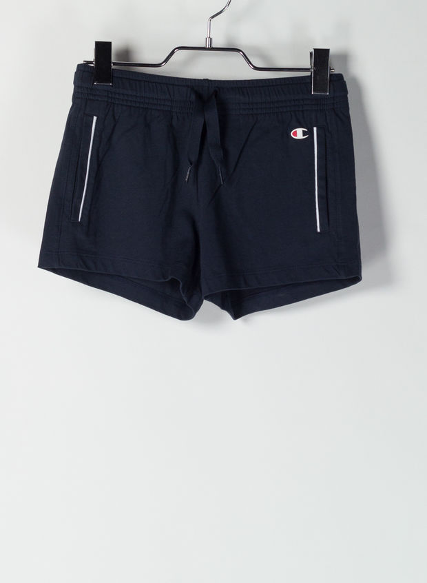 SHORT AMERICAN CLASSIC RAGAZZA, BS501 NVY, large
