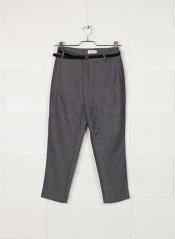 PANTALONE STRICT, GREY, small